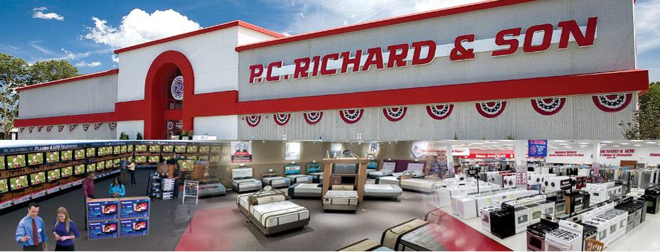 pc richards store hours, pc richards hours, P.C. Richard and Son, P.C. Richards holiday hours, pc richards near me
