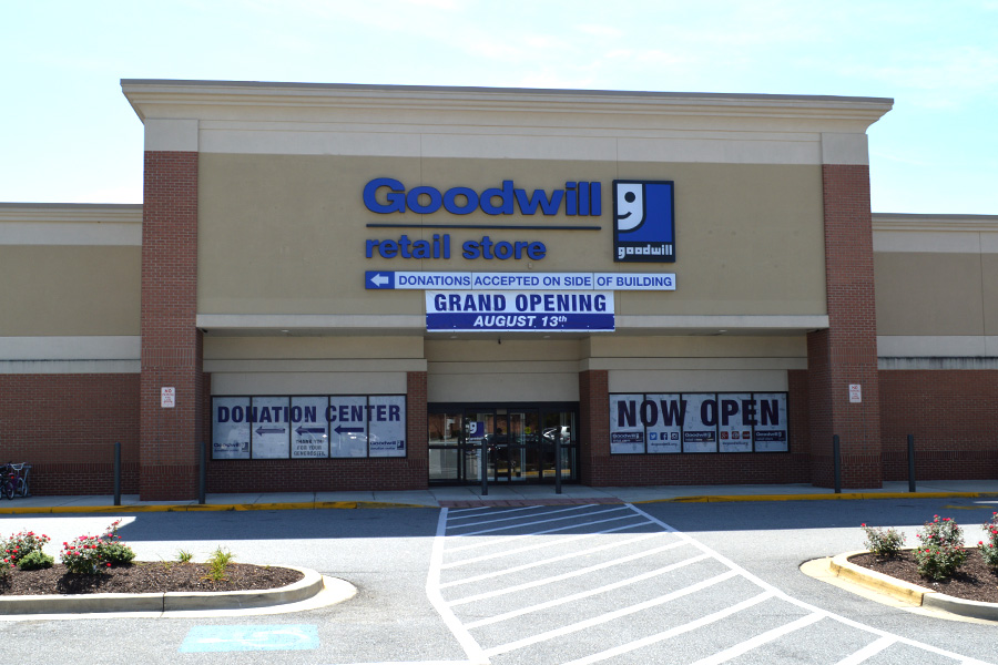 Goodwill location
