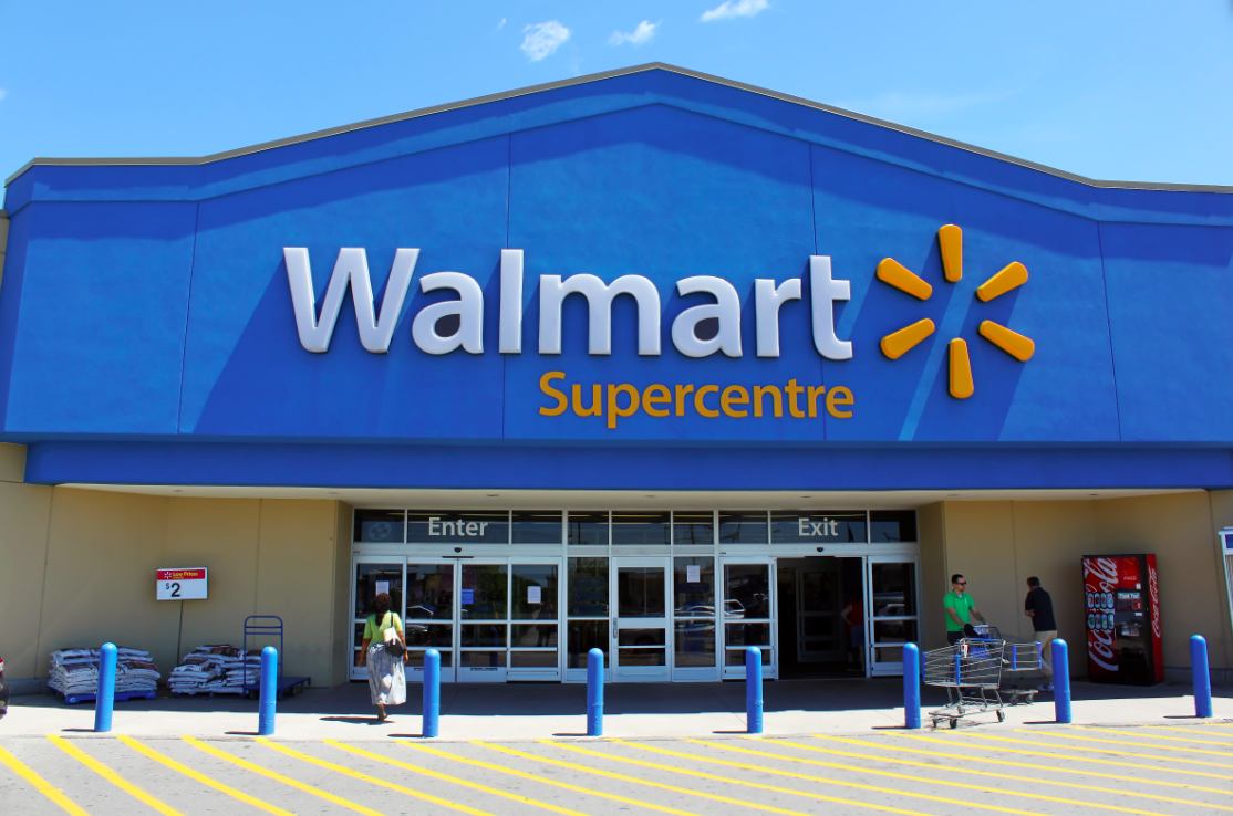 nearest Walmart, Walmart location