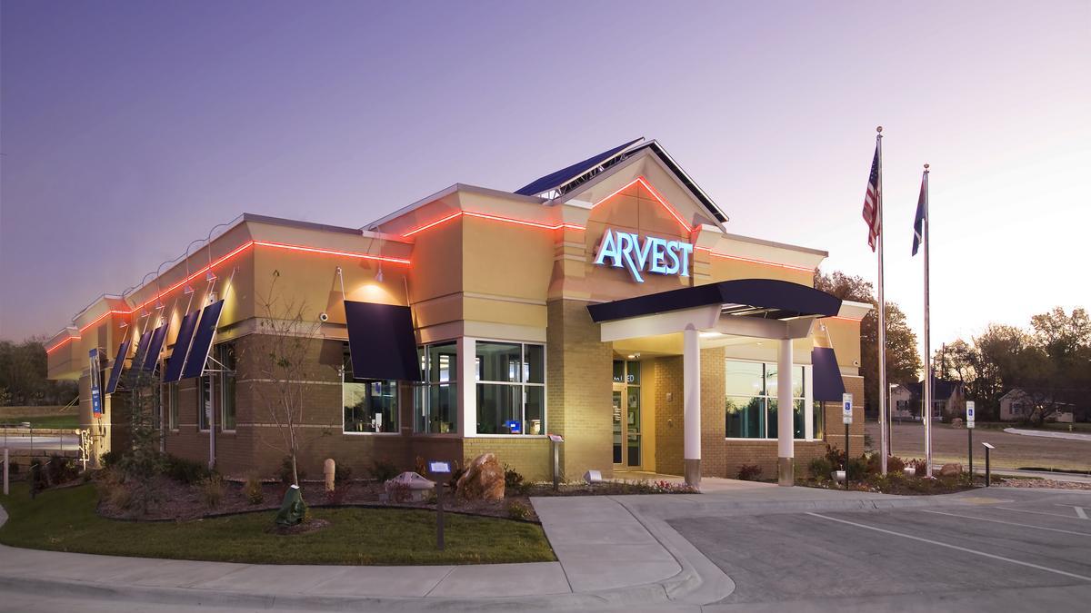 Arvest bank locations tulsa