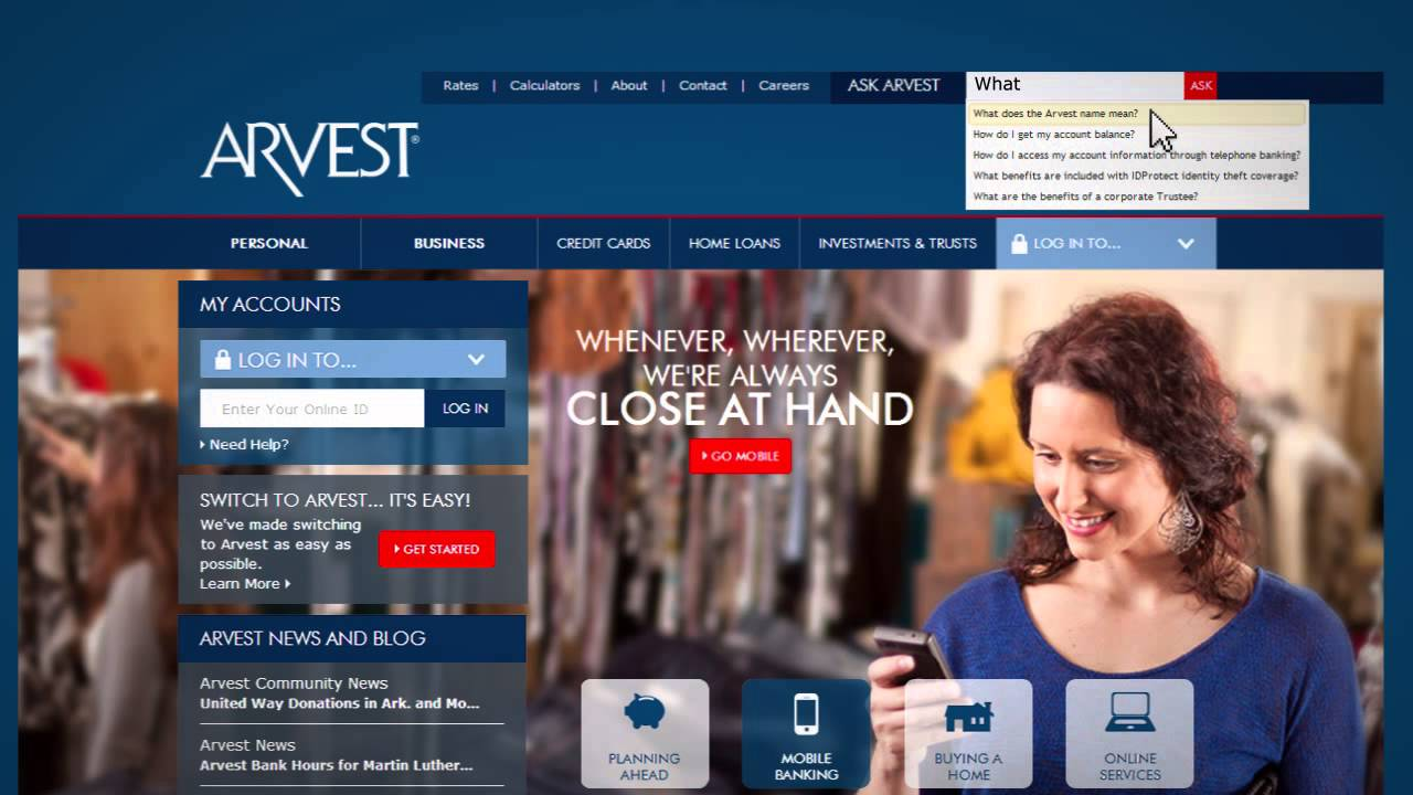 Arvest Bank Holiday Hours & Location Near Me | US Holiday Hours