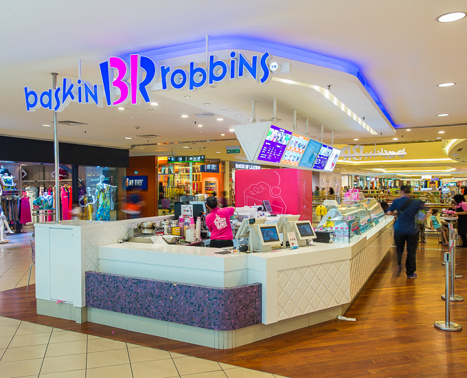 Baskin Robbins holiday hours