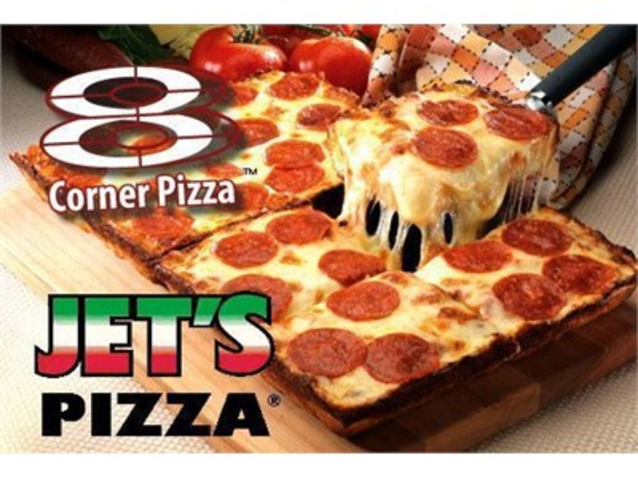 Jet's Pizza location