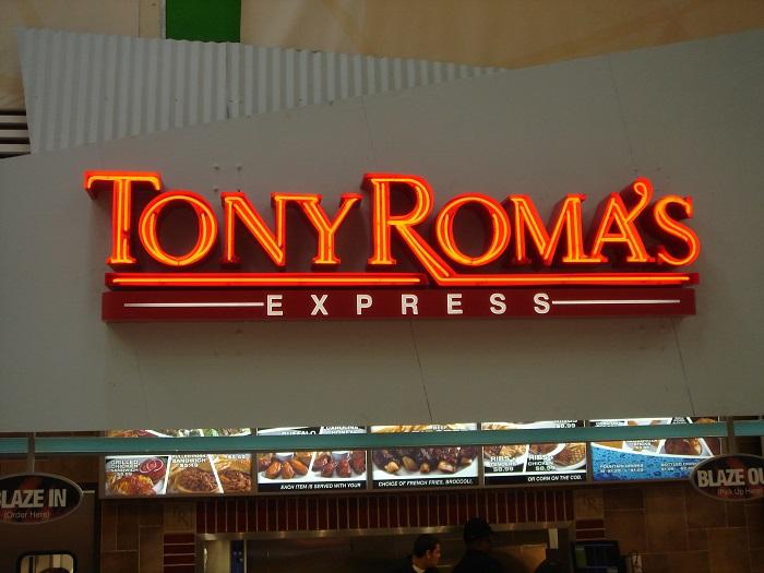 Tony Roma S Restaurants Holiday Hours Locations Near Me