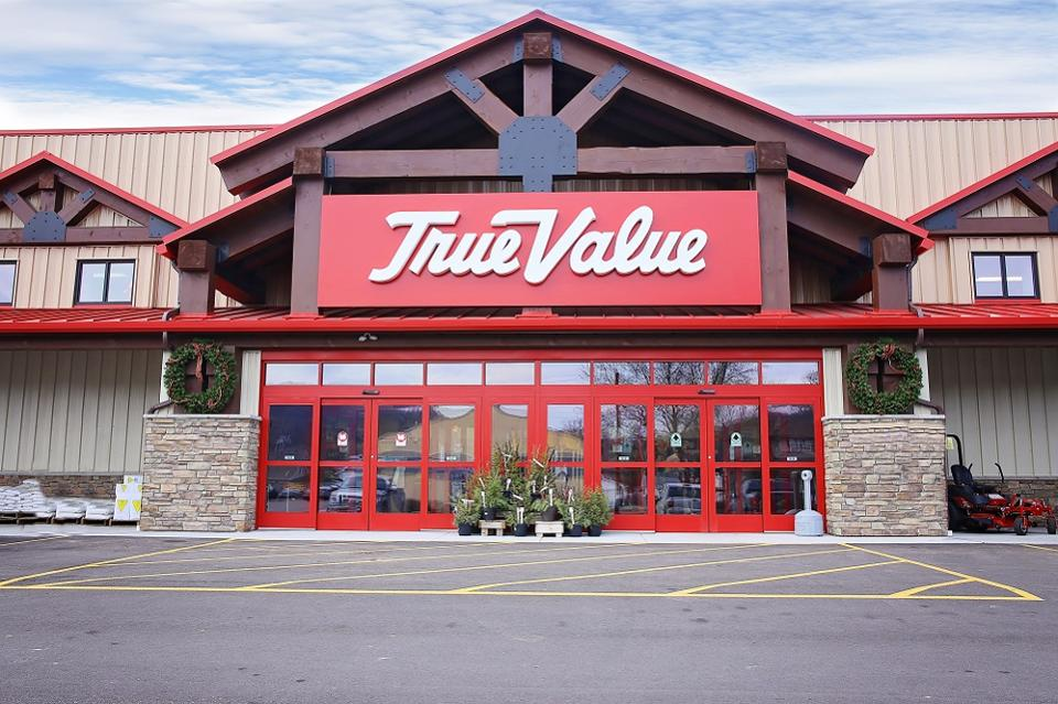 True Value Hardware store