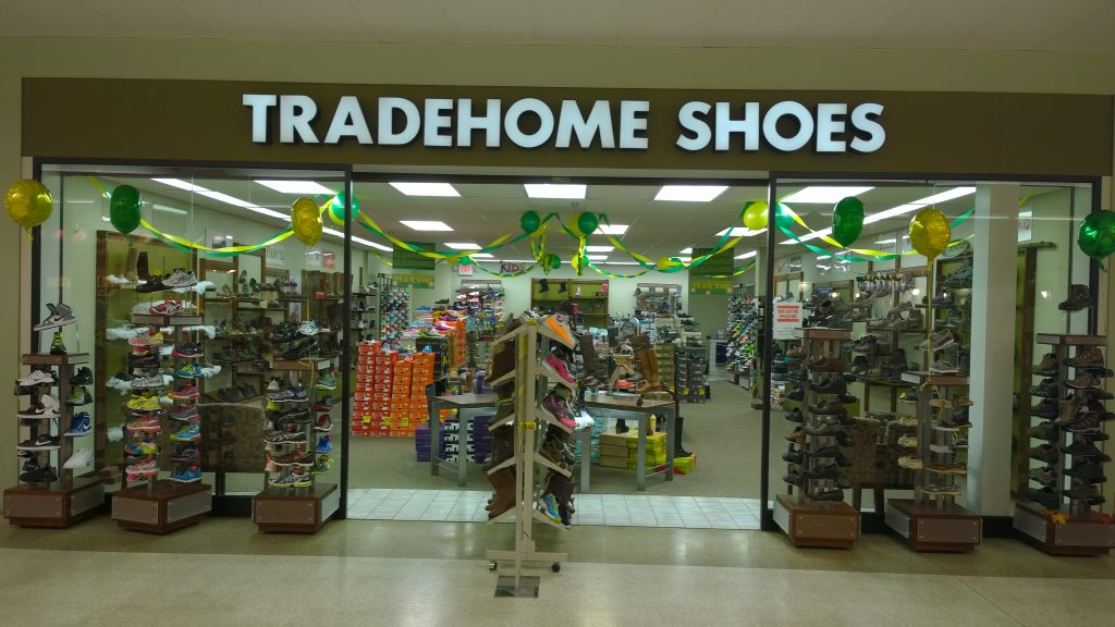 tradehome shoes locations