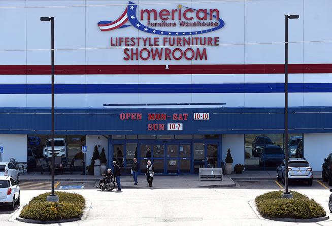 American Furniture Warehouse Stores Holiday Hours Locations Near