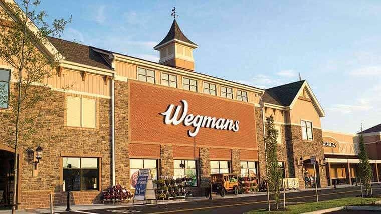 Wegman's store front