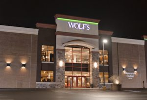 wolf furniture stores